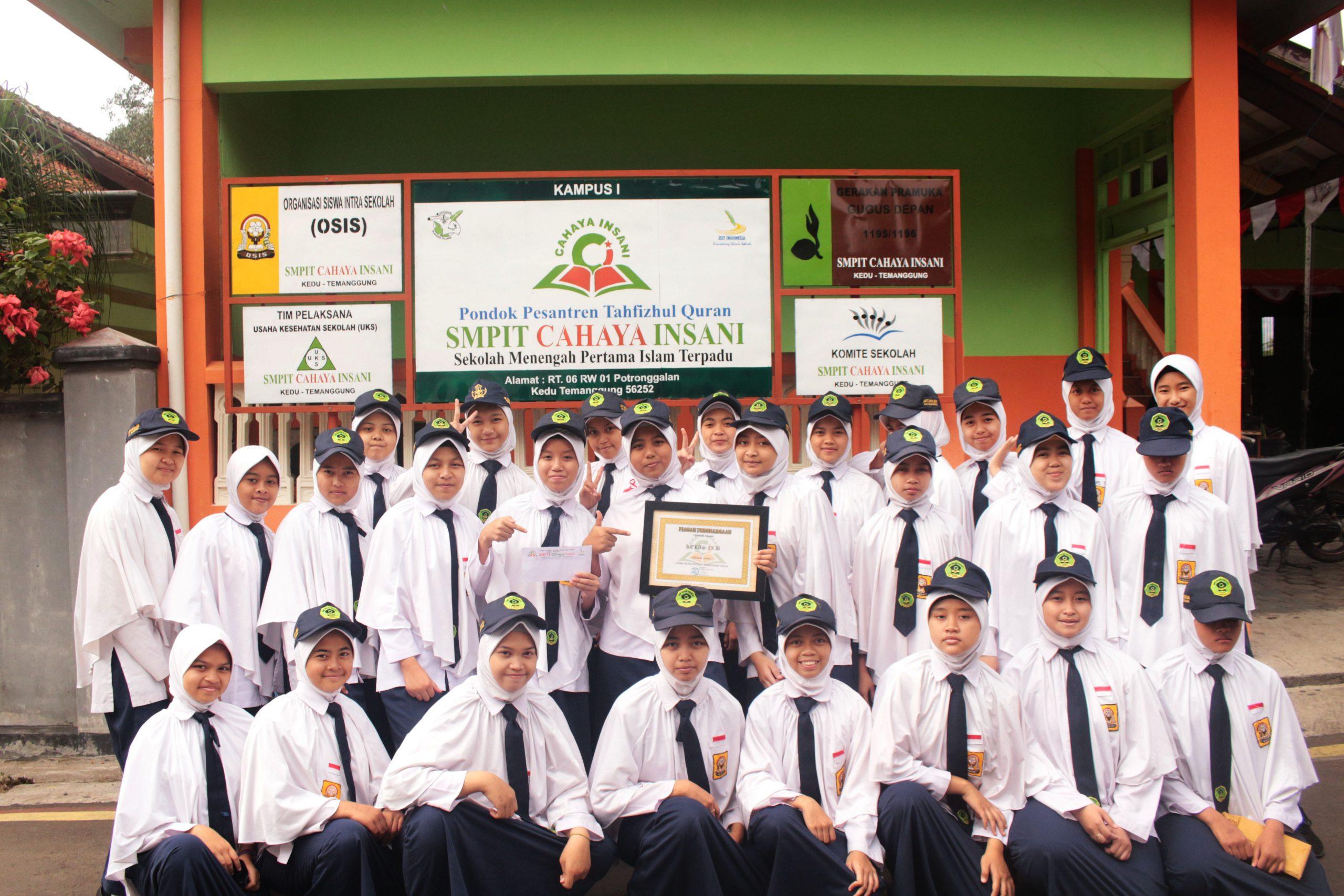Profil Sekolah dan Pondok