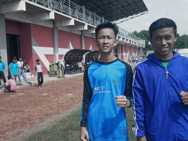 Juara 3 Lari Kategori 1500m POPDA Kab. Temanggung
